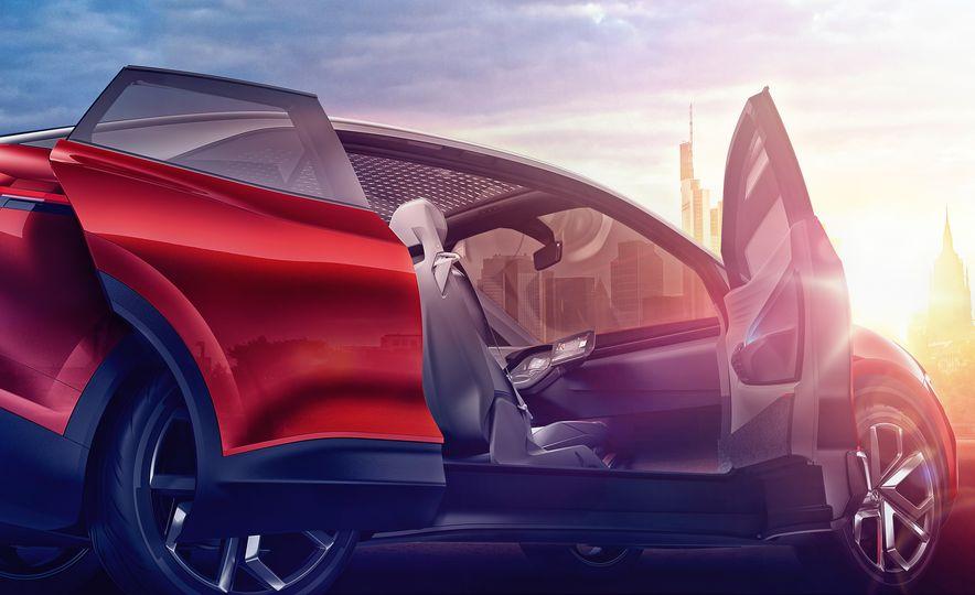 Volkswagen I.D. Crozz concept - Slide 21