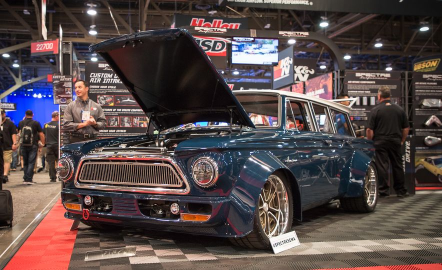 10 Highlights from the 2017 SEMA Show in Las Vegas - Slide 11