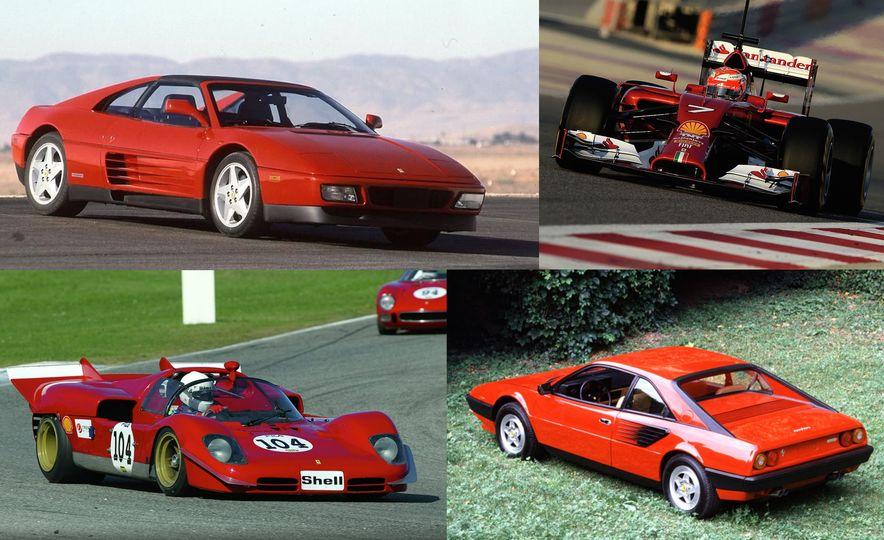 Stumbling Horses: These Are the Worst Ferraris Ever Made - Slide 1