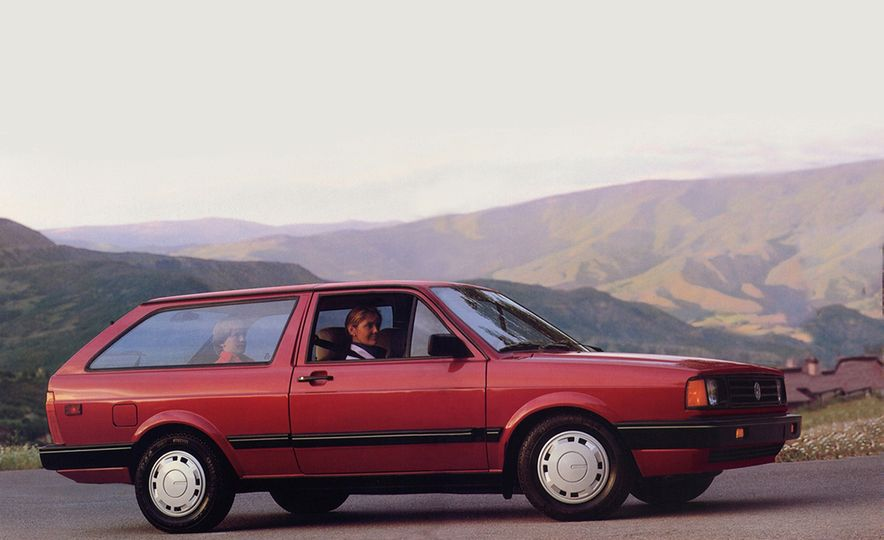Wayback Machines: Station Wagons That You Forgot Ever Existed - Slide 44