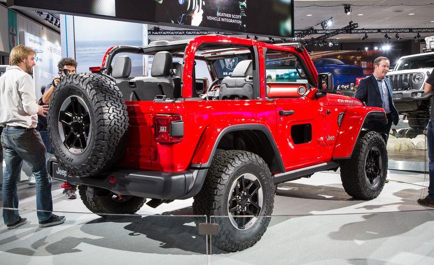 2018 Jeep Wrangler - Slide 2