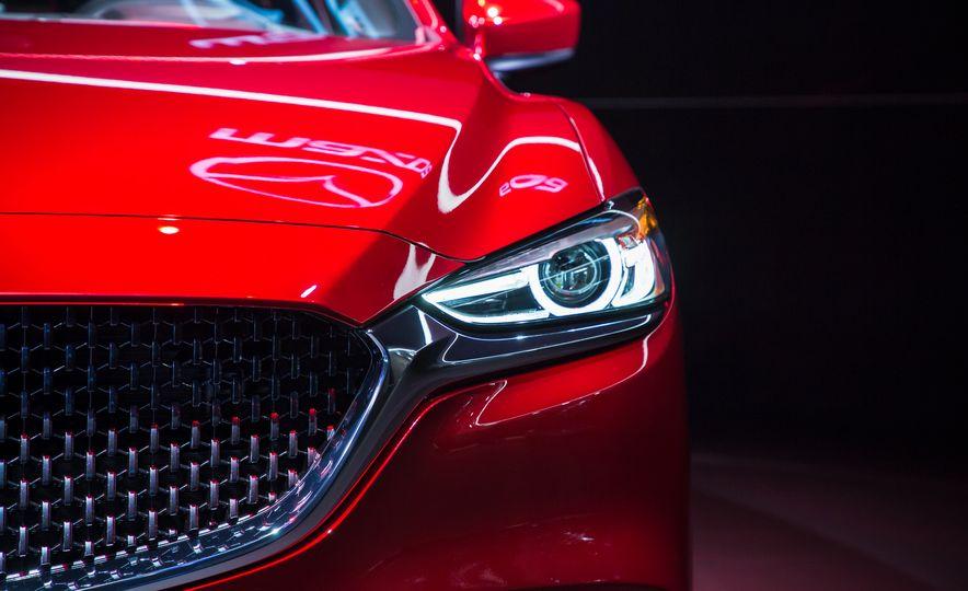 2018 Mazda 6 - Slide 25