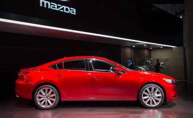 Turbocharged Mazda 6's EPA Fuel-Economy Numbers Released