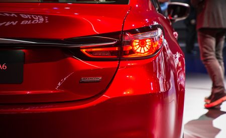 Turbocharged Mazda 6's EPA Fuel-Economy Numbers Released