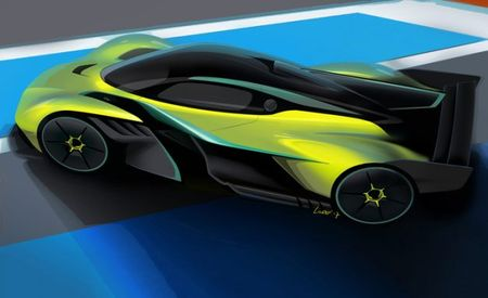 Straight to Valhalla: Aston's Valkyrie Hypercar to Get an Even Faster Track-Only Sibling