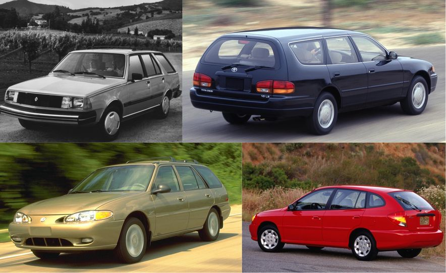 Wayback Machines: Station Wagons That You Forgot Ever Existed - Slide 1