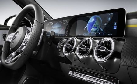 MBUX Marks the Spot: Mercedes-Benz to Roll Out Its Next-Gen Infotainment System at CES