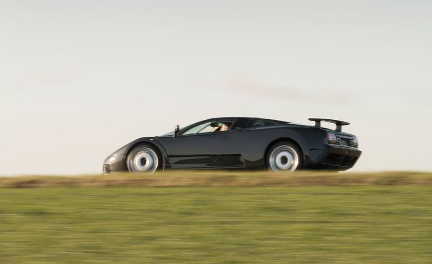 1993 Bugatti EB110 GT - Slide 1