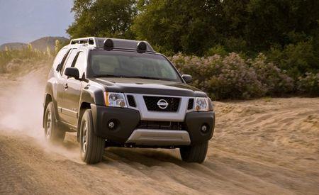 Don't Call It a Comeback: New Nissan Xterra SUV Is a Distinct Possibility