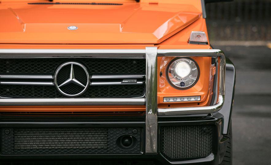 2017 Mercedes-AMG G63 - Slide 30