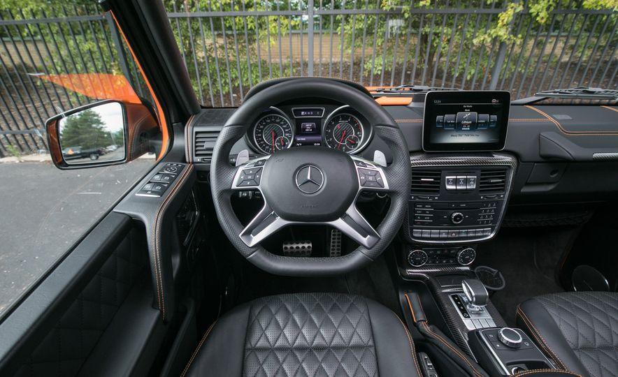 2017 Mercedes-AMG G63 - Slide 59