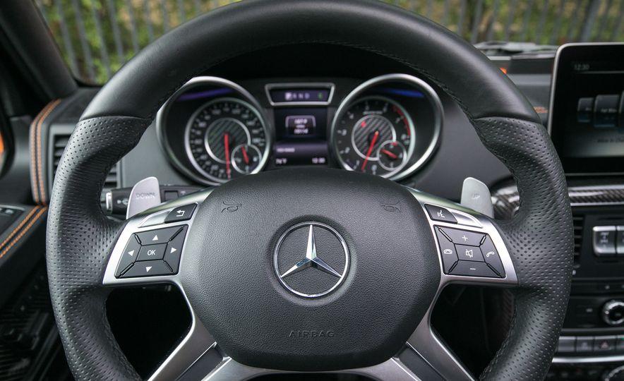2017 Mercedes-AMG G63 - Slide 62