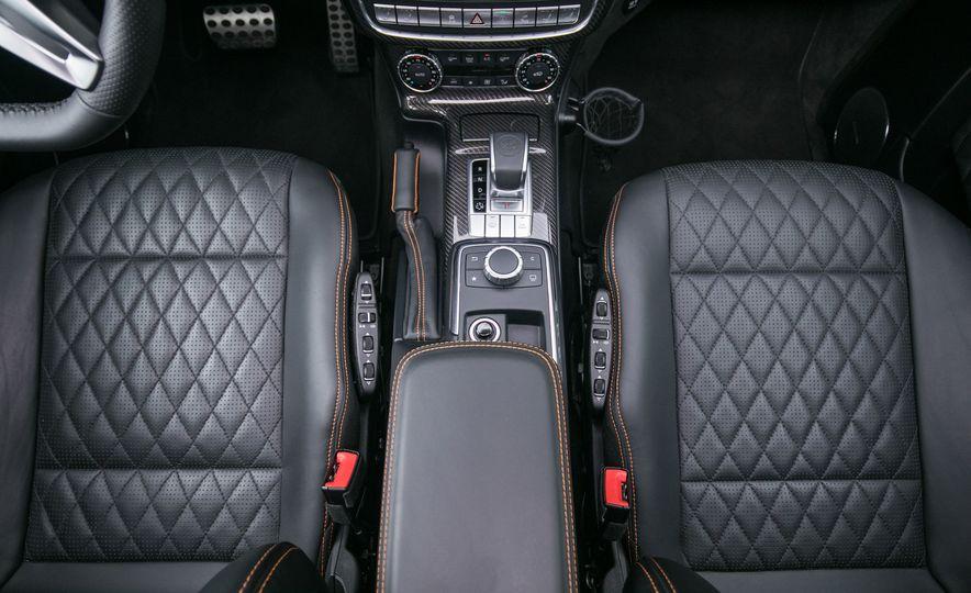 2017 Mercedes-AMG G63 - Slide 83