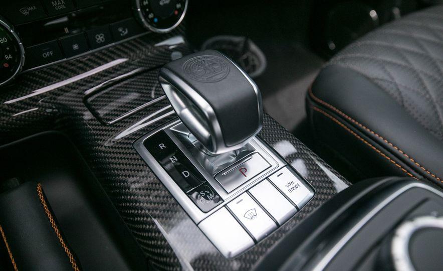 2017 Mercedes-AMG G63 - Slide 85