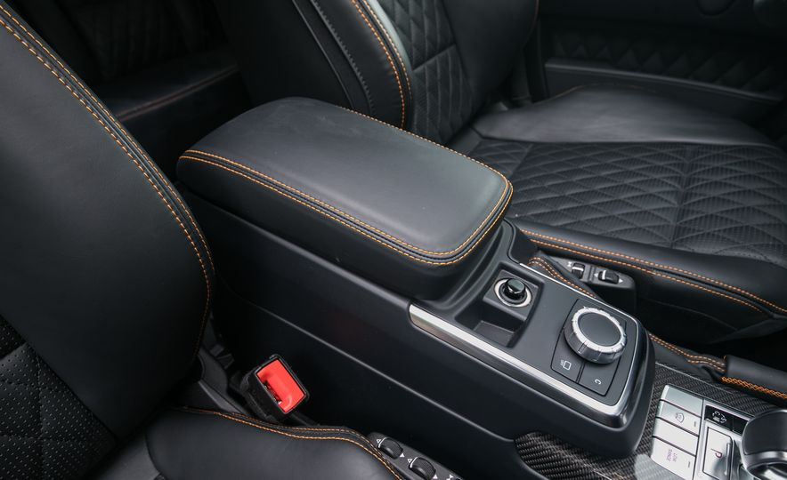 2017 Mercedes-AMG G63 - Slide 87