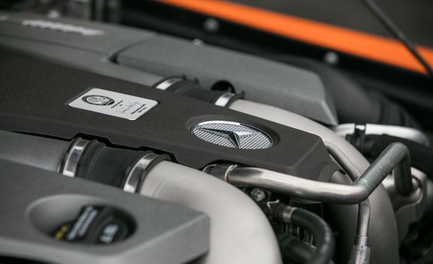 2017 Mercedes-AMG G63 - Slide 119