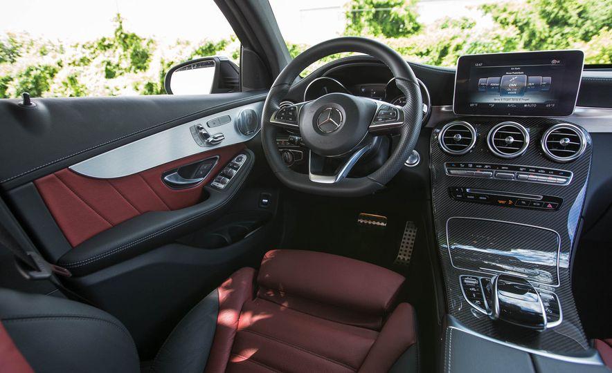 2017 Mercedes-AMG GLC43 Coupe - Slide 22