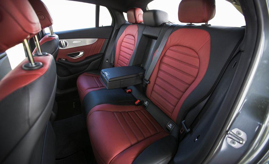 2017 Mercedes-AMG GLC43 Coupe - Slide 44
