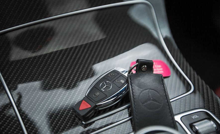 2017 Mercedes-AMG GLC43 Coupe - Slide 55