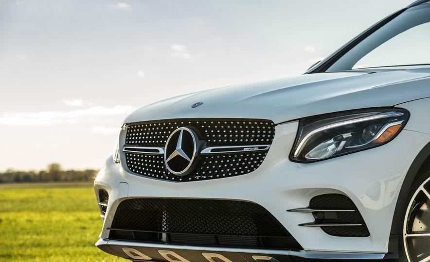 2017 Mercedes-AMG GLC43 Coupe - Slide 63
