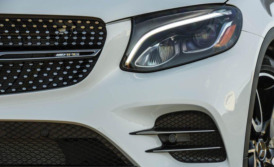 2017 Mercedes-AMG GLC43 Coupe - Slide 64