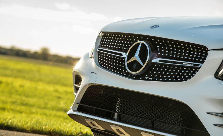 2017 Mercedes-AMG GLC43 Coupe - Slide 65