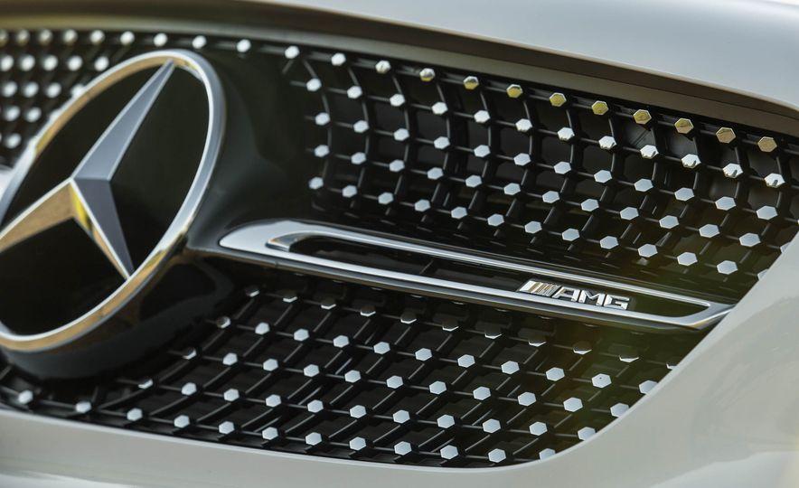 2017 Mercedes-AMG GLC43 Coupe - Slide 68