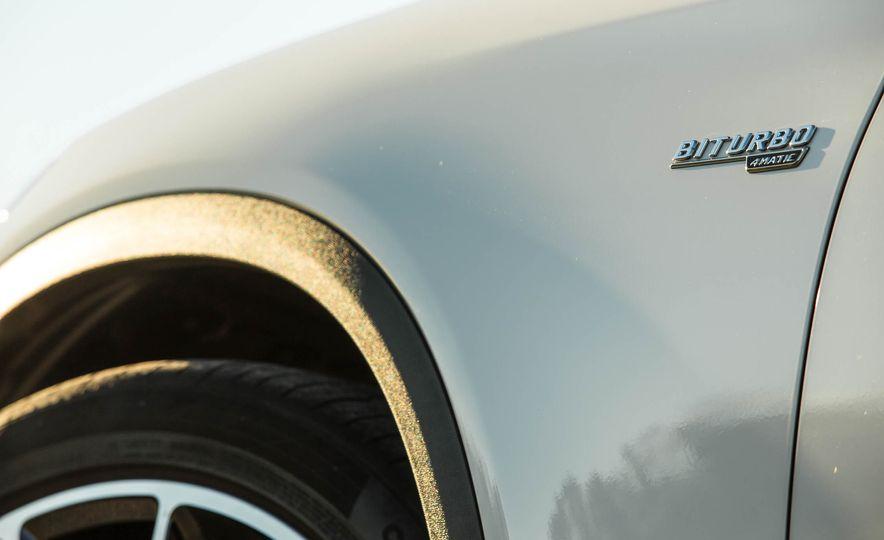 2017 Mercedes-AMG GLC43 Coupe - Slide 76
