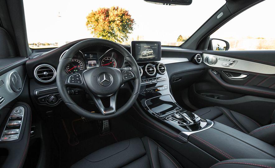 2017 Mercedes-AMG GLC43 Coupe - Slide 79