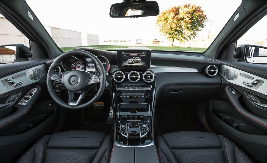 2017 Mercedes-AMG GLC43 Coupe - Slide 80