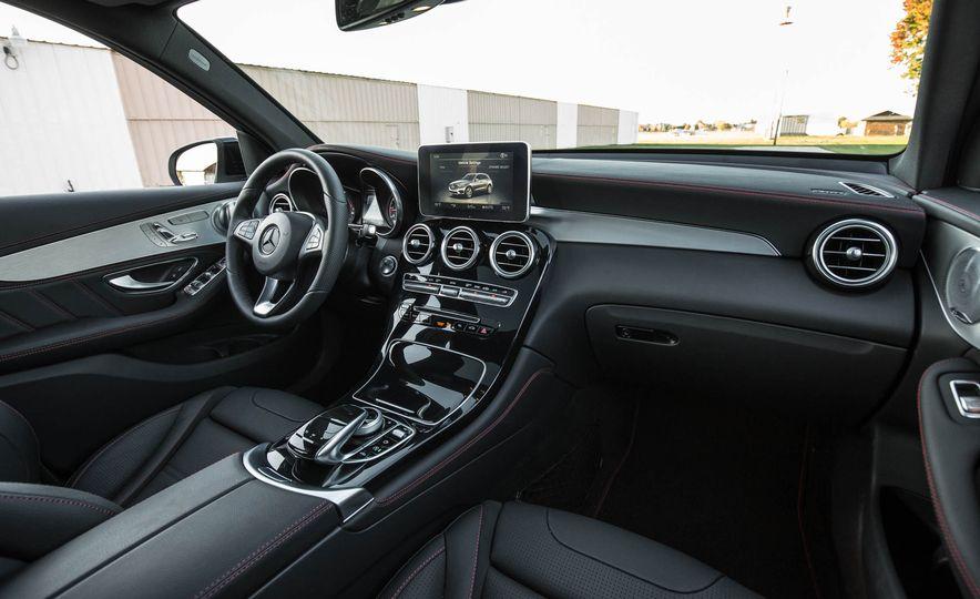 2017 Mercedes-AMG GLC43 Coupe - Slide 81