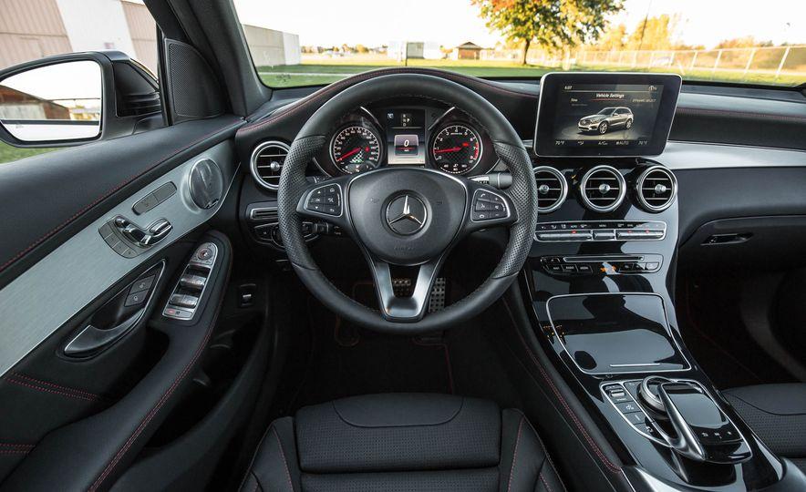 2017 Mercedes-AMG GLC43 Coupe - Slide 82
