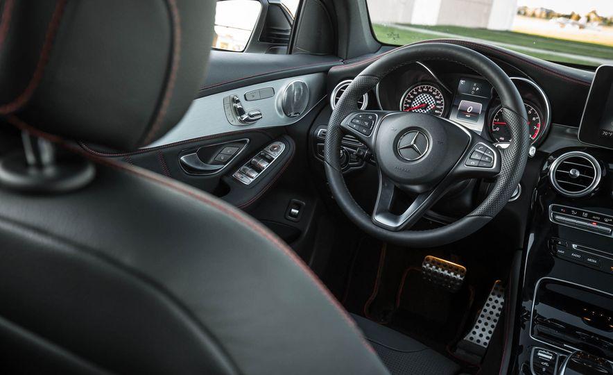 2017 Mercedes-AMG GLC43 Coupe - Slide 83