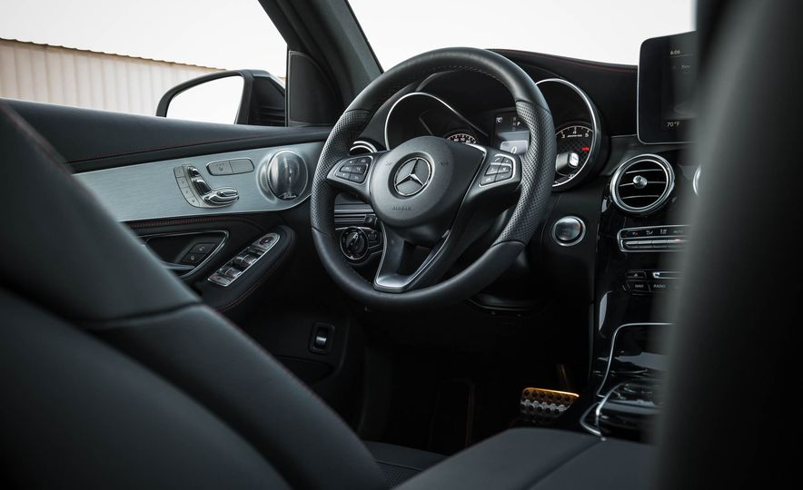 2017 Mercedes-AMG GLC43 Coupe - Slide 84