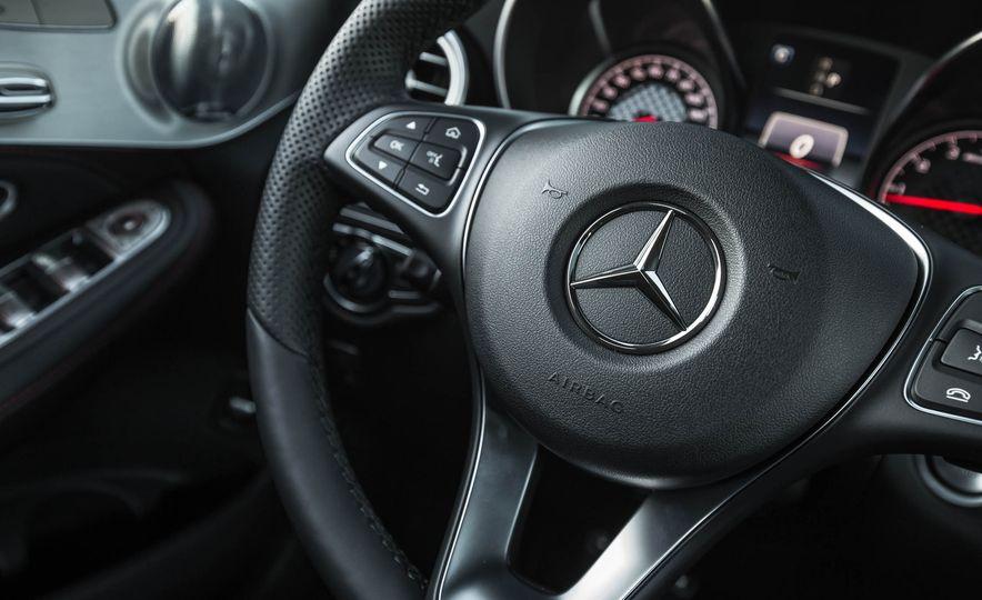 2017 Mercedes-AMG GLC43 Coupe - Slide 85