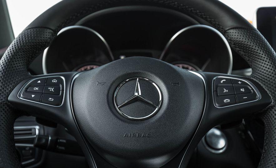 2017 Mercedes-AMG GLC43 Coupe - Slide 86
