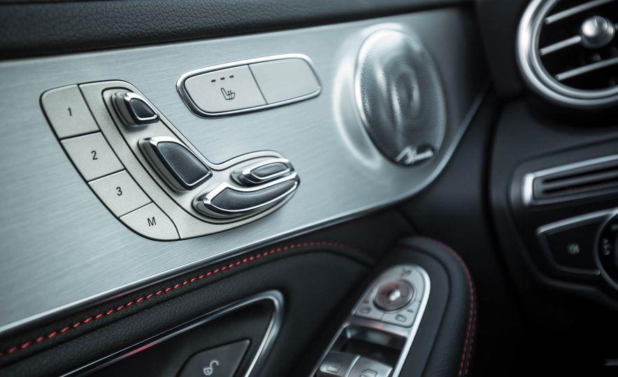 2017 Mercedes-AMG GLC43 Coupe - Slide 88
