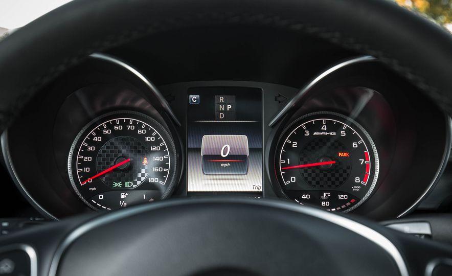 2017 Mercedes-AMG GLC43 Coupe - Slide 89