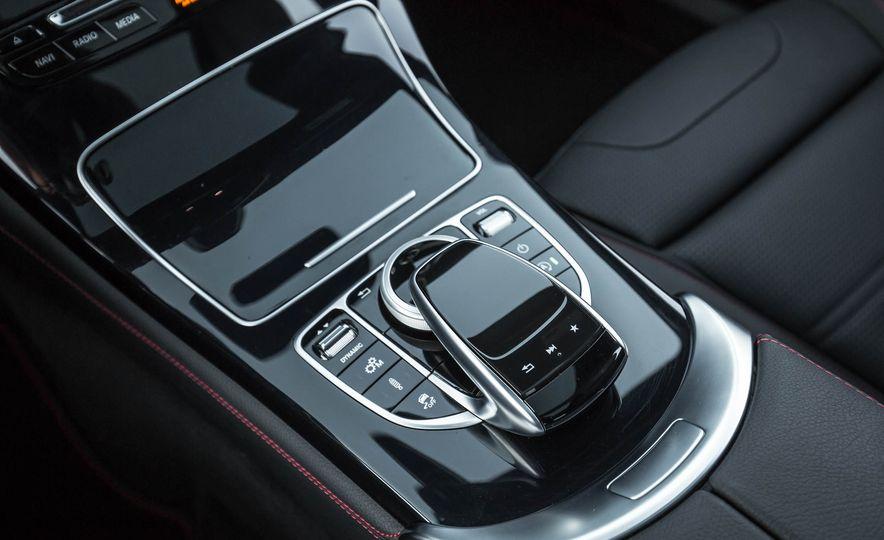 2017 Mercedes-AMG GLC43 Coupe - Slide 95