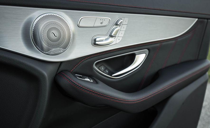 2017 Mercedes-AMG GLC43 Coupe - Slide 99
