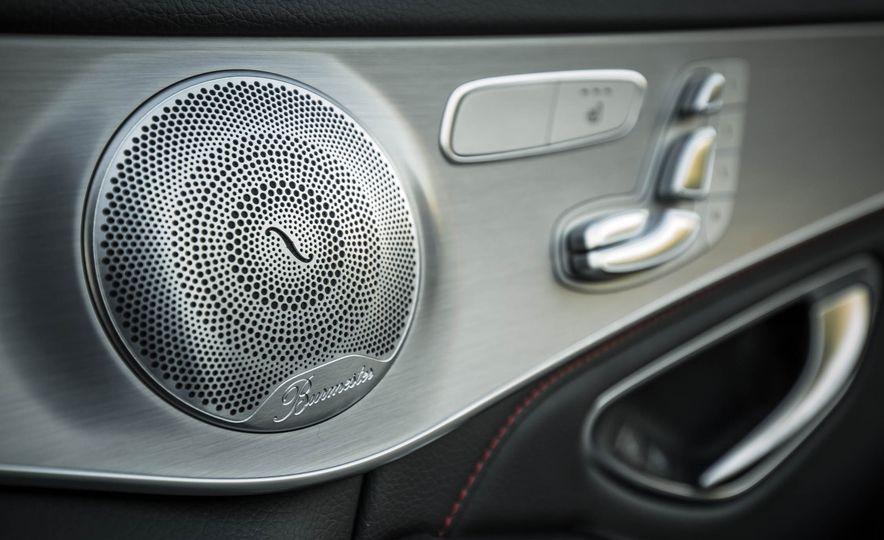 2017 Mercedes-AMG GLC43 Coupe - Slide 100