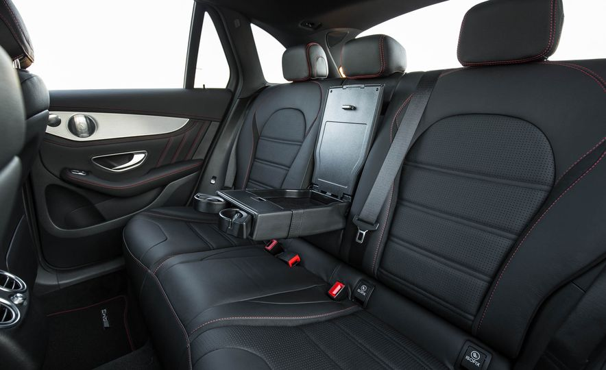 2017 Mercedes-AMG GLC43 Coupe - Slide 111