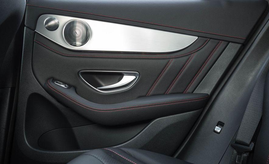 2017 Mercedes-AMG GLC43 Coupe - Slide 113