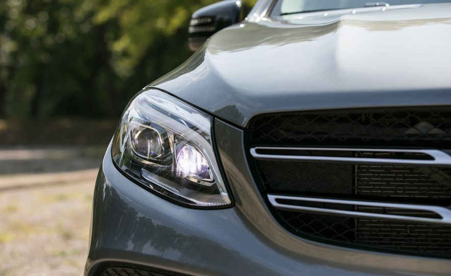 2017 Mercedes-AMG GLE43 - Slide 24
