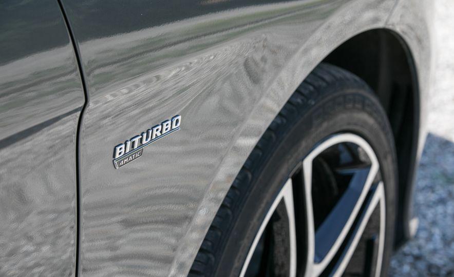 2017 Mercedes-AMG GLE43 - Slide 28