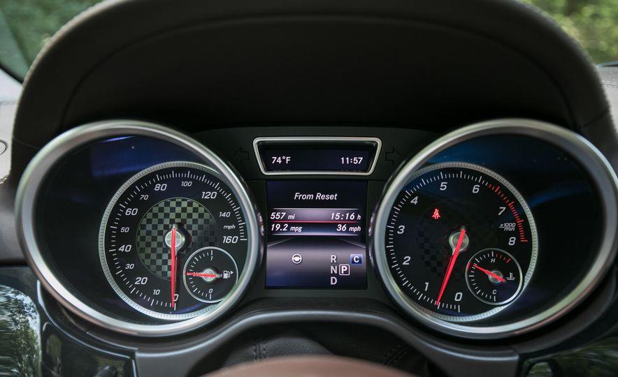 2017 Mercedes-AMG GLE43 - Slide 51
