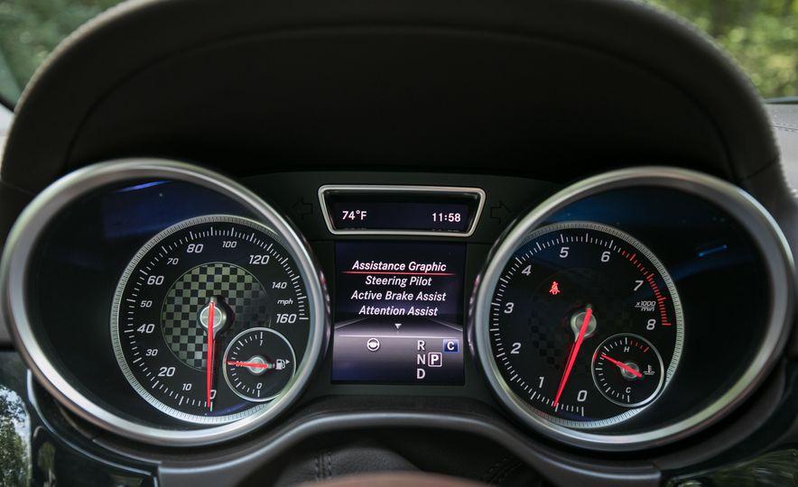 2017 Mercedes-AMG GLE43 - Slide 54