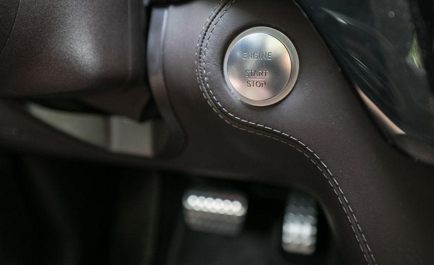 2017 Mercedes-AMG GLE43 - Slide 55