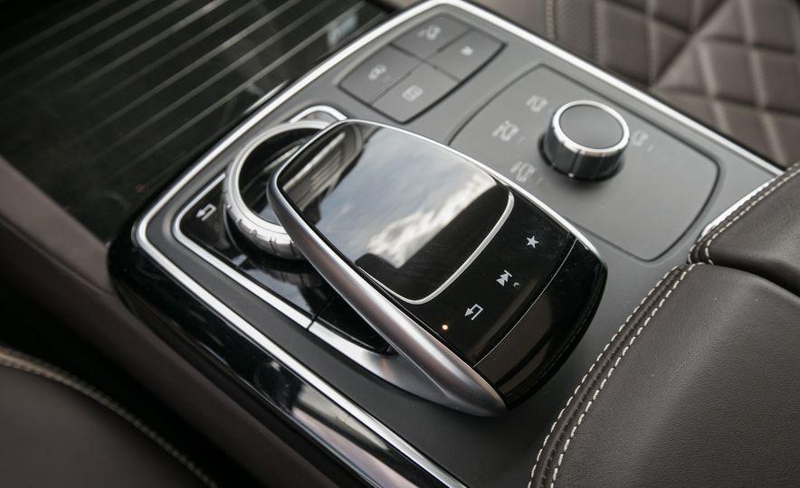 2017 Mercedes-AMG GLE43 - Slide 73