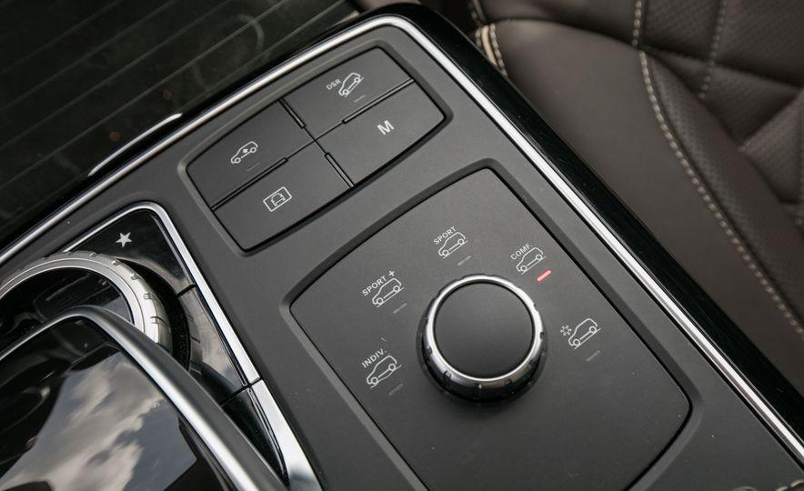 2017 Mercedes-AMG GLE43 - Slide 74